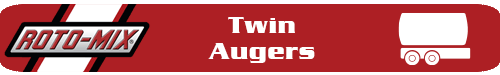 Twin Augers Trailer