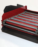 Conveyors available in optional lengths 24inch, 36inch and 48inch.