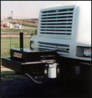 Front Mounted Hydrostatic Pumps on Truck Models