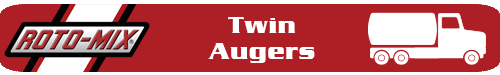 Twin Augers Truck