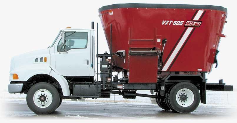 Vertical Xpress VXT-505